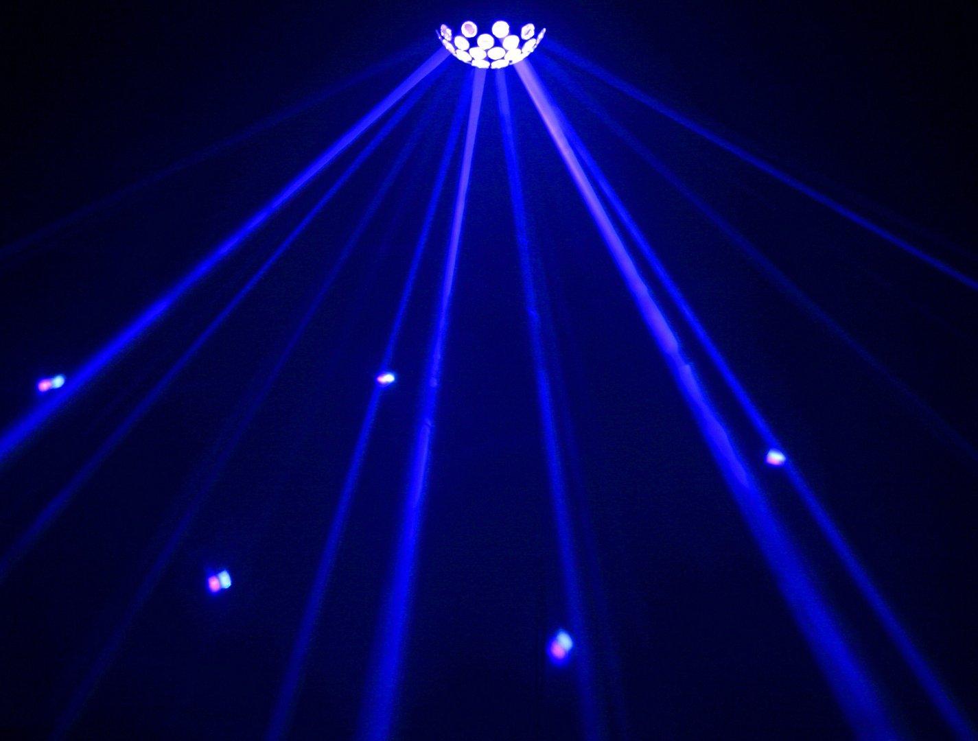 Supersolar led effect